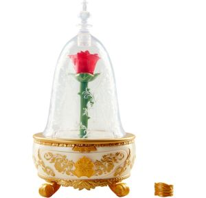 Enchanted Rose Jewelry Box - Beauty and the Beast