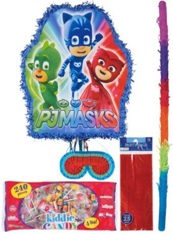 PJ Masks Pinata Kit with Favor Bags