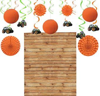Tractor Decoration Kit
