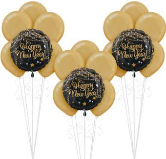 Happy New Year Balloon Kit