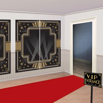 Hollywood Entryway Decorating Kit