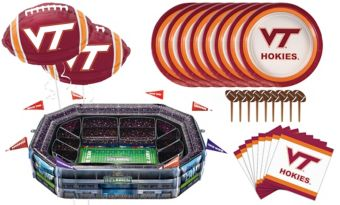 Sunny Anderson's Infladium: Virginia Tech Hokies Snack Stadium Kit