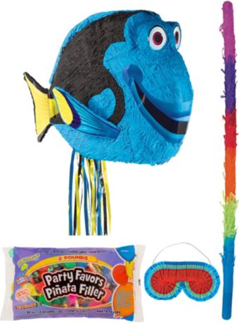 Dory Pinata Kit with Candy & Favors