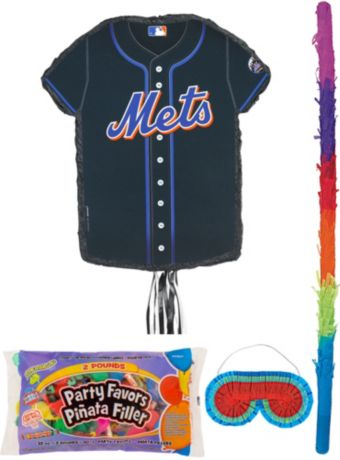 New York Mets Pinata Kit with Candy & Favors