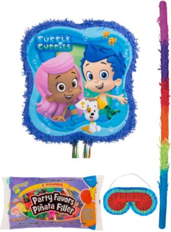 Bubble Guppies Pinata Kit with Candy & Favors