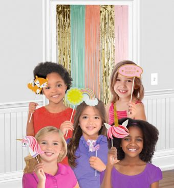 Magical Unicorn Photo Booth Kit
