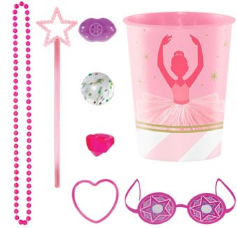 Ballerina Super Favor Kit for 8 Guests