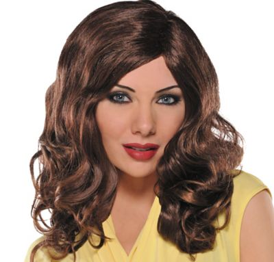 Brown Envy Wig