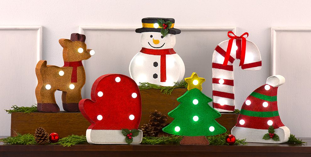 Christmas home decor indoor christmas decorations for for Home decor parties canada
