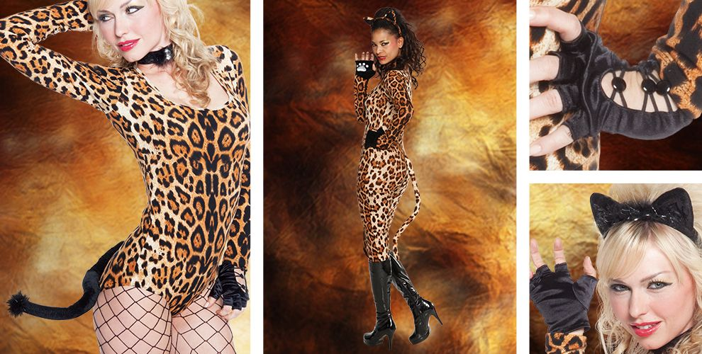 Luscious Leopard Womens Mix & Match #2