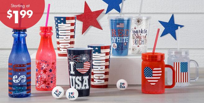 Patriotic Drinkware #1