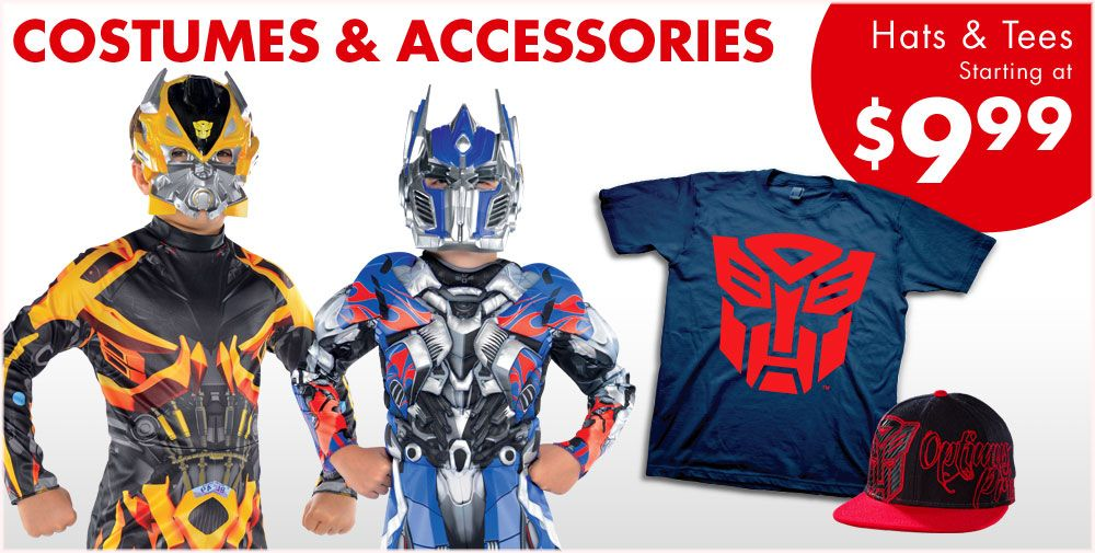 Transformers Party Supplies #2