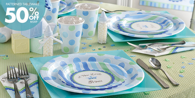 blue and green baby shower decorations best baby decoration