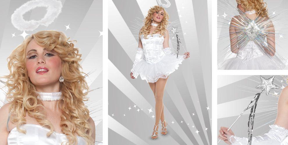 White Angel Womens Mix & Match #2