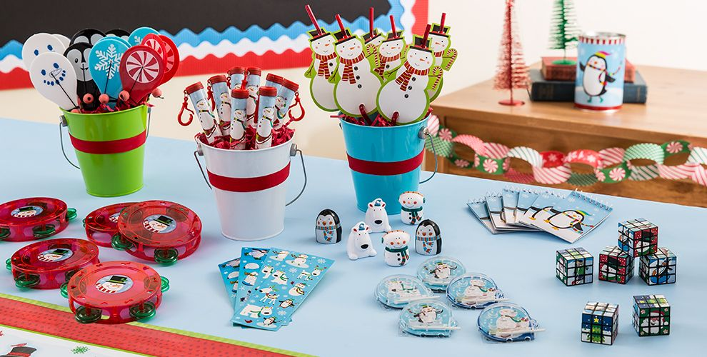 Christmas Favors, Activities #2