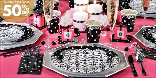 Black Bridal Shower #1