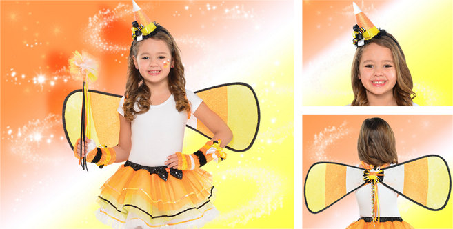 Candy Corn Fairy Candy Corn Fairy Accessories