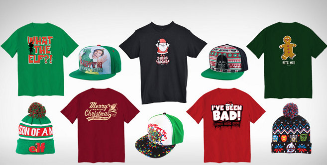 Hats and Tees #1
