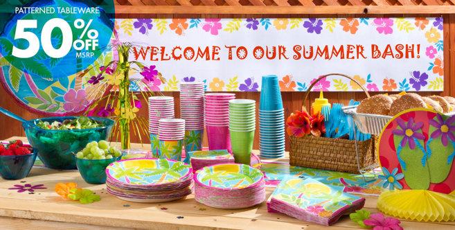 Summer Theme Party BPP #2