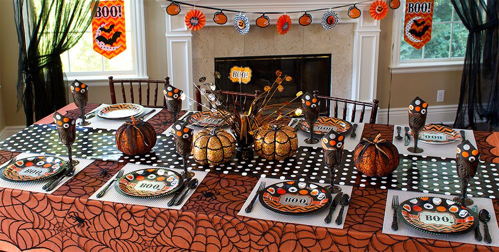 modern halloween decorations 2. Black Bedroom Furniture Sets. Home Design Ideas
