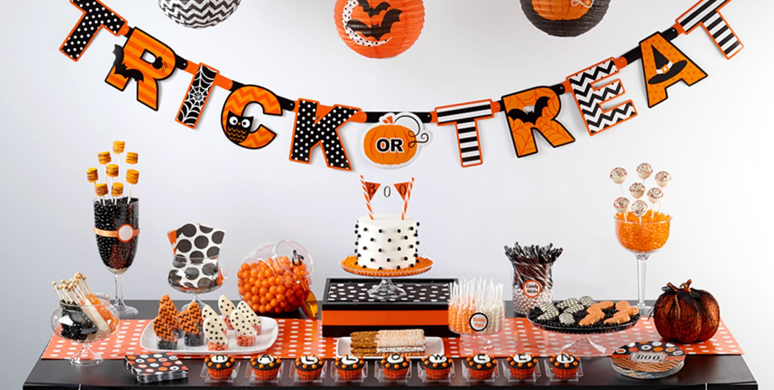 Modern Halloween Party Supplies #3