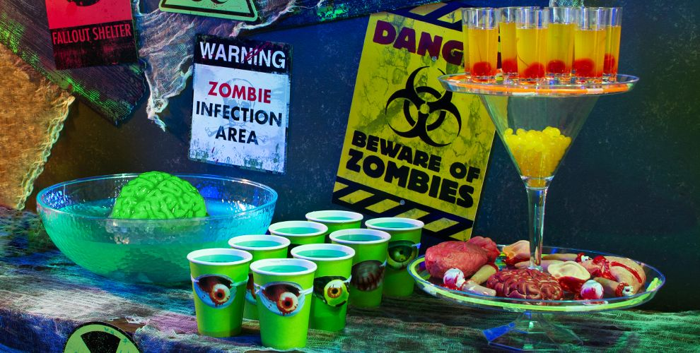 Zombie Party Supplies #3