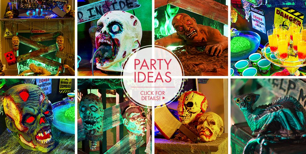 Zombie Party Supplies #4