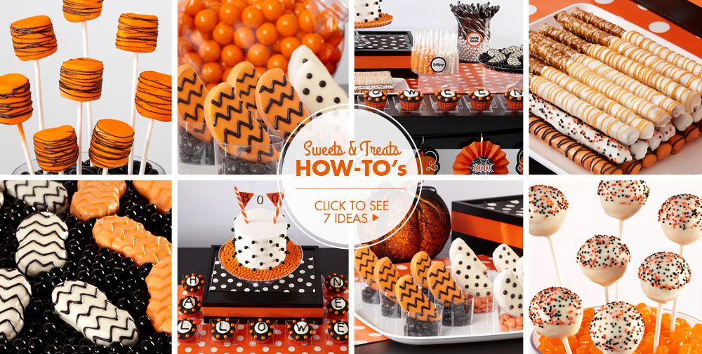 Modern Halloween Sweets and Treats #2