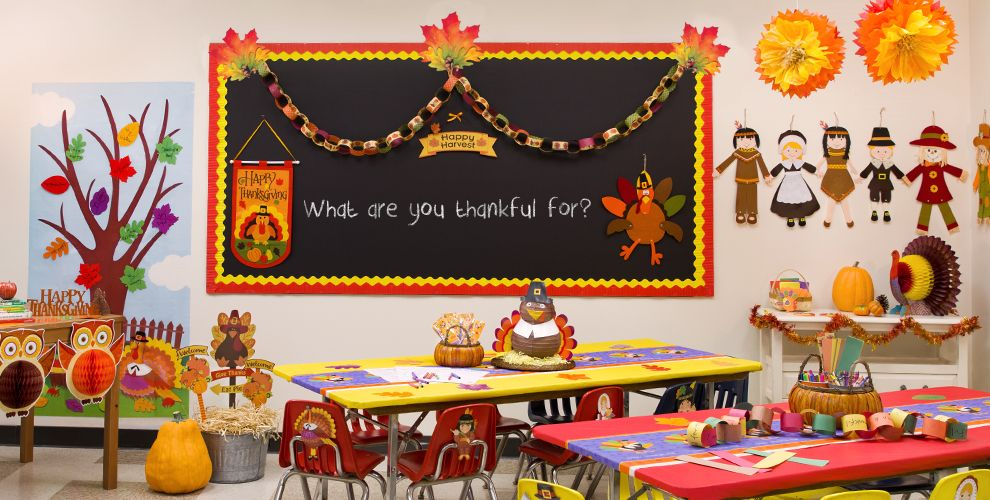 Classroom #1