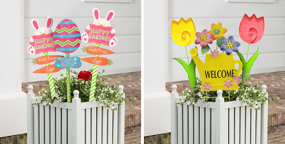 less - Easter Decoration