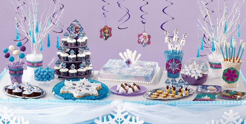 Olaf Cake Topper Party City