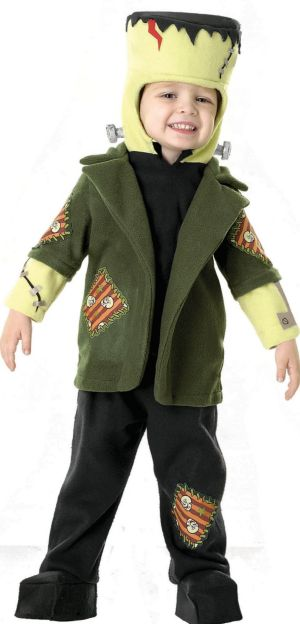 Toddler Boys Lil Frankie Frankenstein Costume