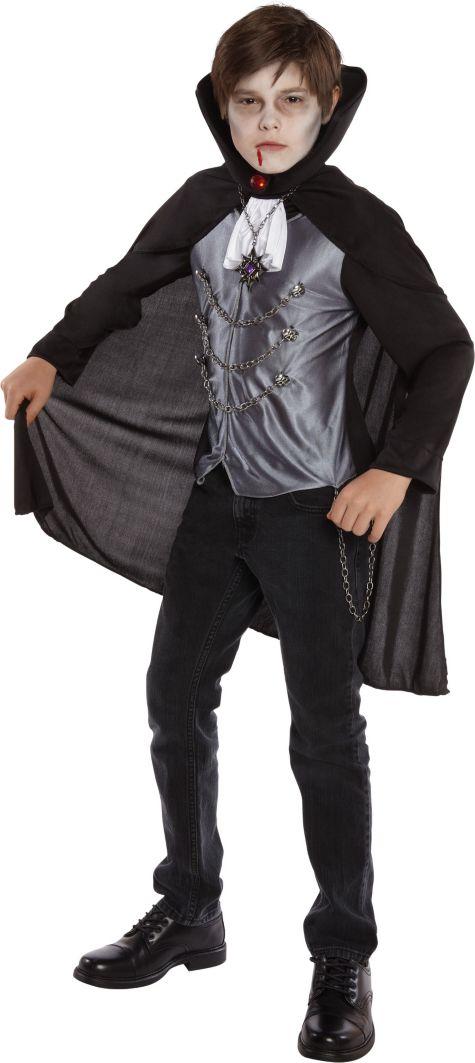Easy Gothic Costumes Boys Gothic Vampire Costume