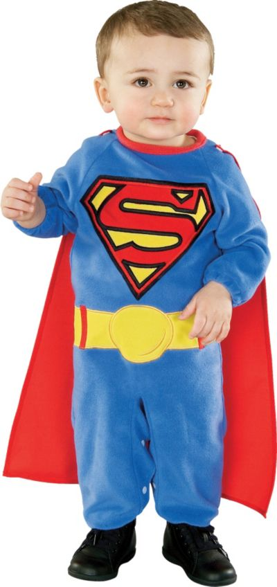 baby superman costume party city. Black Bedroom Furniture Sets. Home Design Ideas