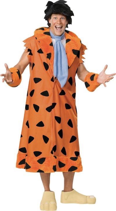 Adult Fred Flintstone Costume