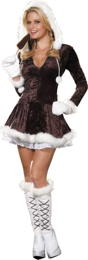 Adult Eskimo Cutie Costume