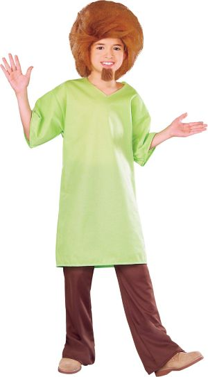 Boys Shaggy Costume - Scooby-Doo