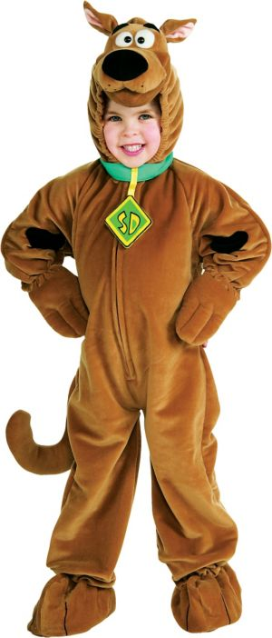 Boys Scooby-Doo Costume Deluxe- Party City