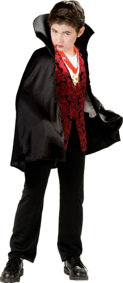 Boys Transylvanian Vampire Costume