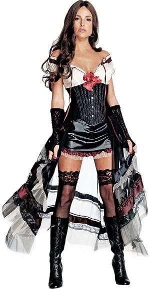 Adult Lilah Costume - Jonah Hex