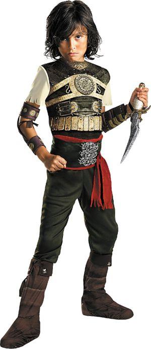 Boys Dastan Costume Deluxe - Prince of Persia
