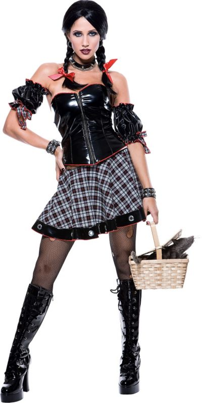 Adult Wicked of Oz Mistress Costume