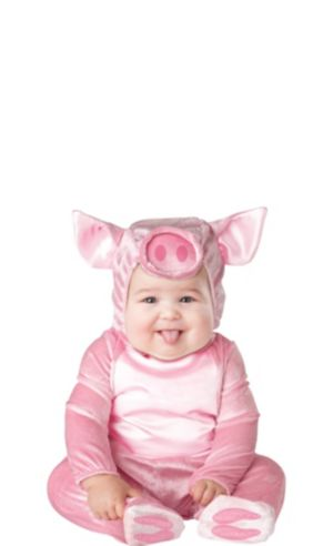 Baby This Lil' Piggy Pig Costume