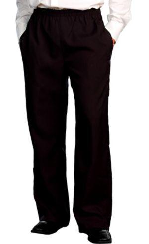 Mens Black Costume Pants