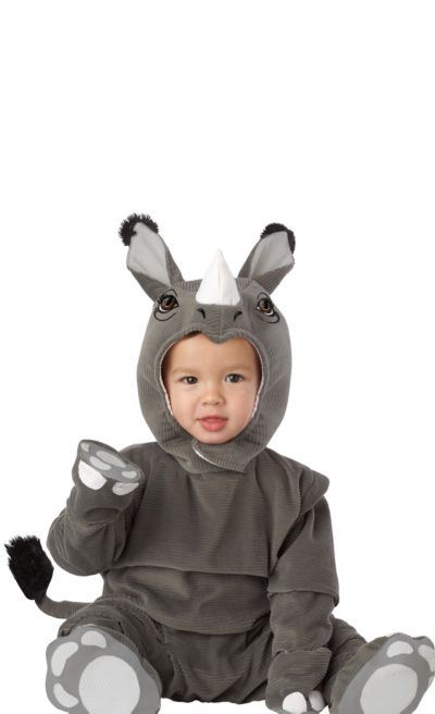 Baby Rhinoceros Costume - Animal Planet