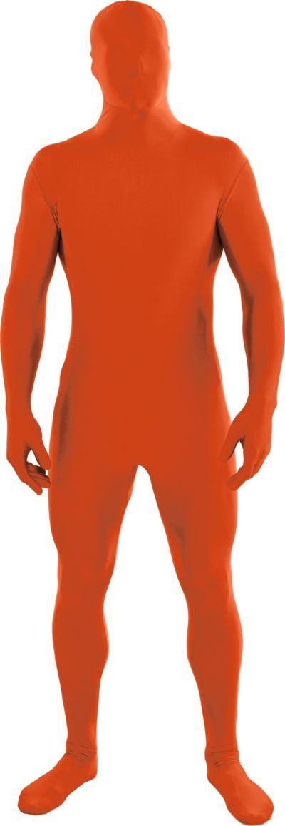 Adult Orange Partysuit