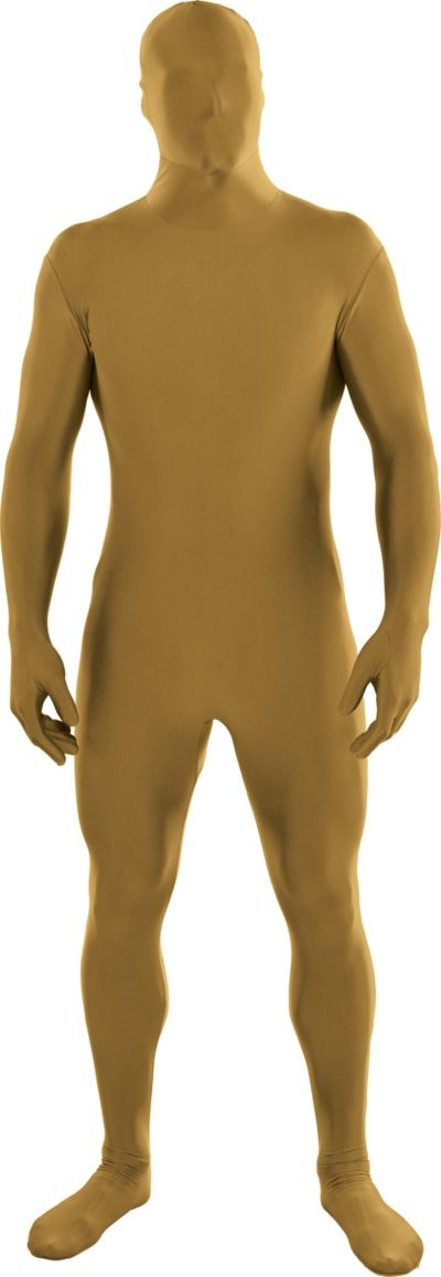 Adult Gold Morphsuit