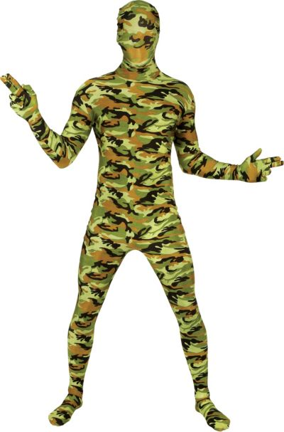 Adult Commando Morphsuit