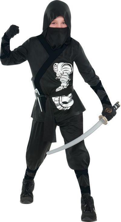 Child Cobra Ninja Accessory Kit
