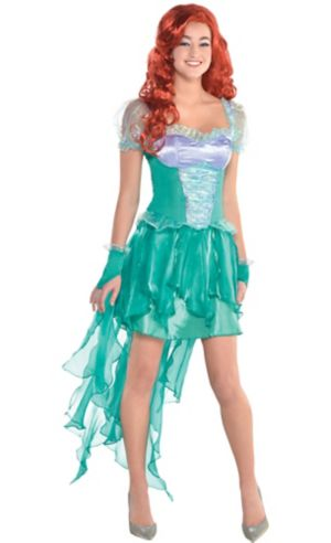 Adult Little Mermaid Ariel Costume